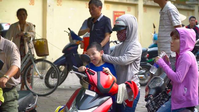 Bí kíp giúp các bà mẹ tiết kiệm xăng