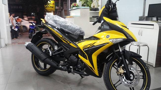 Rộ tin đồn Yamaha Exciter 150 2017 có thêm nhiều màu sơn mới