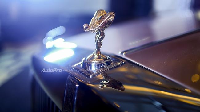 Giải mã lý do trộm logo Rolls-Royce là bất khả thi