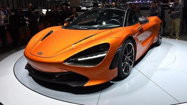 McLaren 720S - Lựa chọn mới cho nhà giàu Trung Quốc