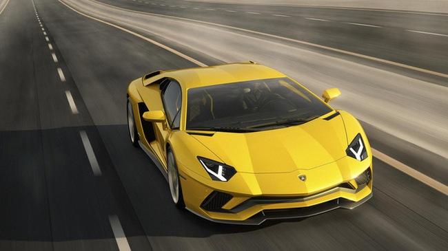 Nghe thử âm thanh uy lực của Lamborghini Aventador S LP740-4