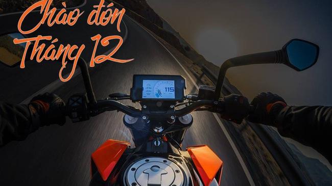 KTM 390 Duke 2017 chính hãng dự kiến có giá hơn 190 triệu Đồng tại Việt Nam