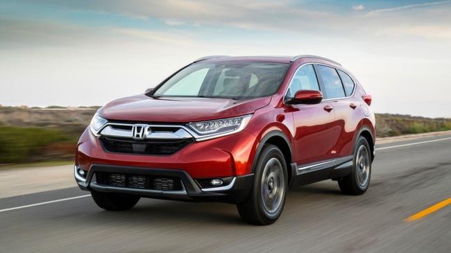 Honda CR-V 7 chỗ hoàn toàn mới sẽ ra mắt Đông Nam Á trong tháng này