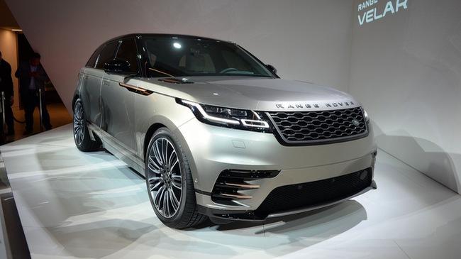Ngắm Range Rover Velar