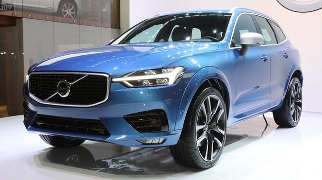 """Xem crossover cao cấp Volvo XC60 2018 bị """"đập tơi bời"""" trước khi chính thức ra mắt"""