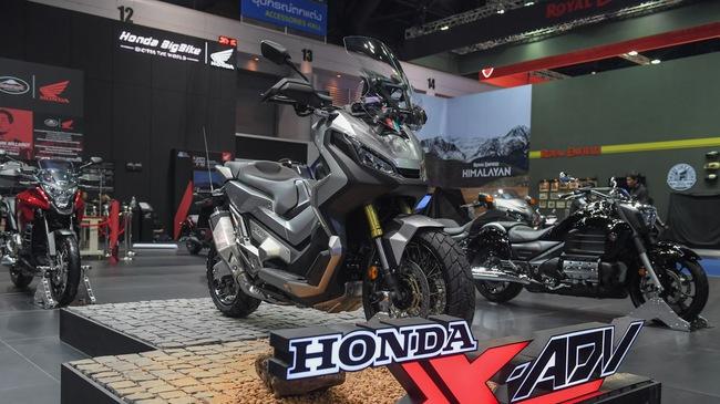 """""""SUV việt dã 2 bánh"""" Honda X-ADV ra mắt Đông Nam Á, giá từ 272 triệu Đồng"""