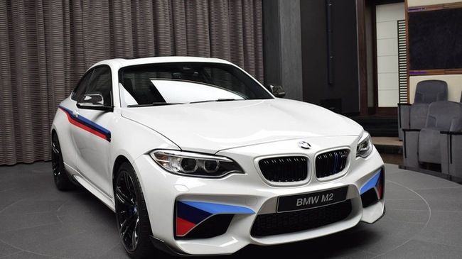 Đây là chiếc BMW M2 thuộc hàng đắt nhất thế giới