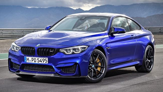 Làm quen với một BMW M4 mạnh mẽ và ấn tượng hơn