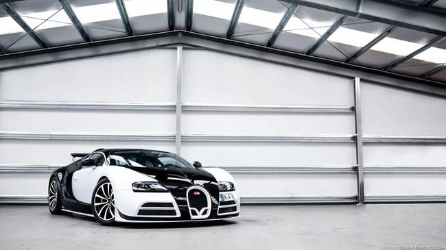 Chiêm ngưỡng siêu xe Bugatti Veyron Mansory Vivere chỉ có đúng 2 chiếc xuất xưởng