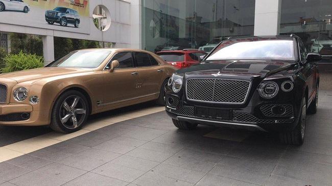 """Đại gia Thanh Hóa tậu thêm hàng """"khủng"""" Bentley Bentayga"""