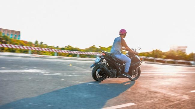 Yamaha Việt Nam không chịu trách nhiệm với NVX 155 được thay giảm xóc sau không chính hãng
