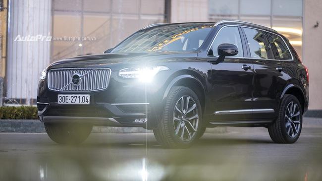 """Volvo XC90 - """"hương vị lạ"""" từ Thuỵ Điển có làm nên chuyện ở Việt Nam?"""