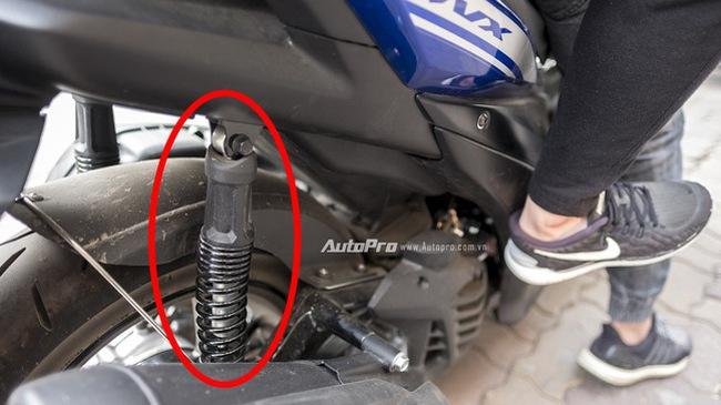 Yamaha Việt Nam chính thức lên tiếng về vụ NVX 155 bị cong giảm xóc sau