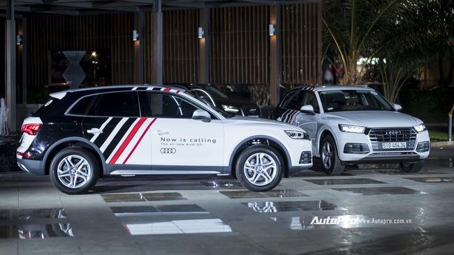 Chi tiết Audi Q5 mới ra mắt, giá từ 2 tỷ Đồng tại Việt Nam