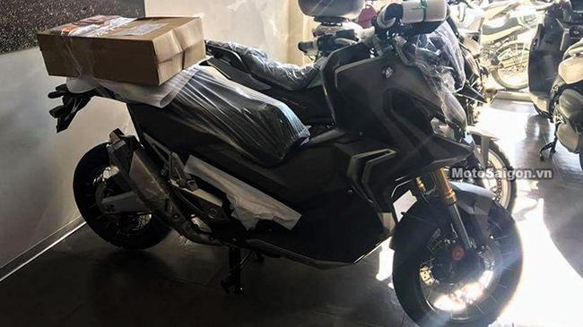 """Xuất hiện hình ảnh được cho là của """"SUV việt dã 2 bánh"""" Honda X-ADV tại Việt Nam"""