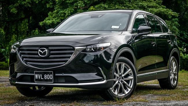 Mazda CX-9 mới từng ra mắt Việt Nam được bán tại Malaysia với giá 1,62 tỷ Đồng