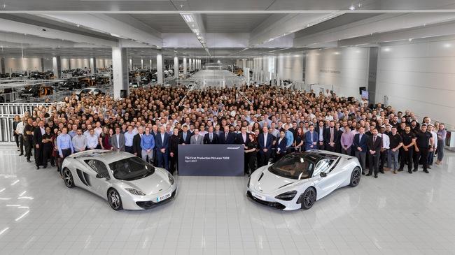 """McLaren 720S, """"kỷ nguyên mới"""" cho dòng Super Series đến từ Anh quốc"""