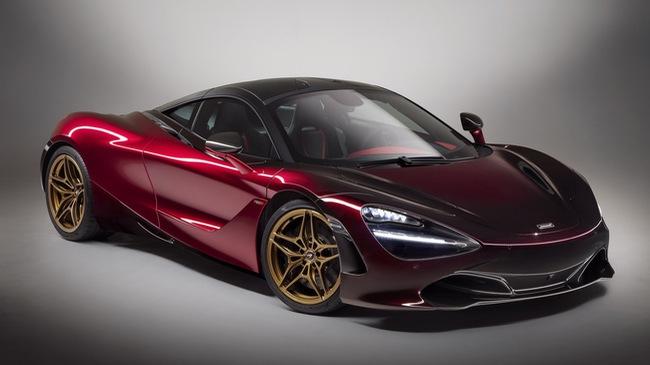 Vừa ra mắt, McLaren 720S đã có phiên bản đặc biệt hơn với giá 9,3 tỷ Đồng