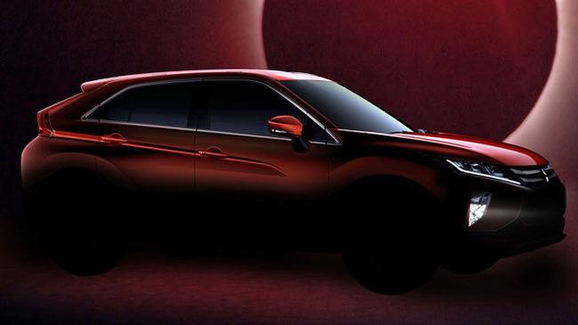 Mitsubishi Eclipse Cross chính là đối thủ hoàn toàn mới của Honda CR-V