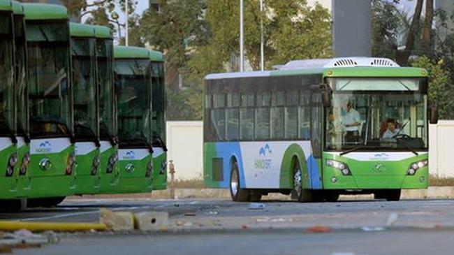 Hà Nội sắp khởi công tuyến buýt nhanh BRT thứ 2 dài 35 km