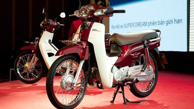Đây là lý do Honda Super Dream 110 bị khai tử ở Việt Nam