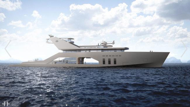 """Gặp gỡ siêu du thuyền sẽ khiến giới siêu giàu """"mê mệt"""""""