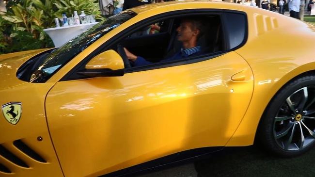 Thiếu niên 16 tuổi gây choáng khi cầm lái siêu xe Ferrari độc nhất vô nhị