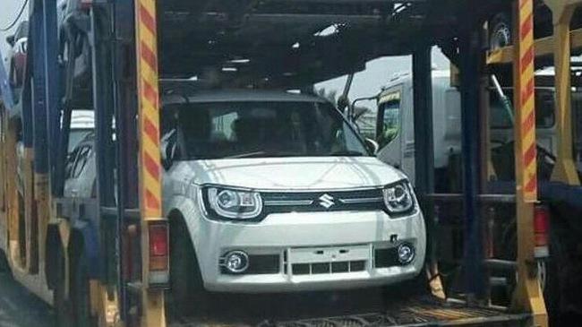 """Xe giá rẻ Suzuki Ignis """"ngấp nghé"""" ra mắt Đông Nam Á"""