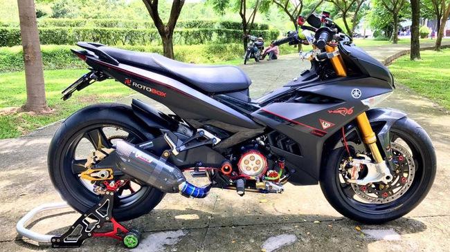 Yamaha Exciter 150 độ cực khủng tại Sóc Trăng