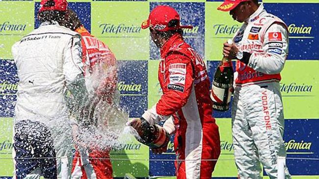 Chiến thắng nhẹ nhàng tại Valencia, Massa vươn lên vị trí thứ 2