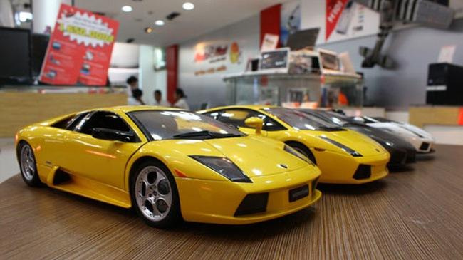 """Những xe mô hình """"khủng"""" tại Hà Nội"""