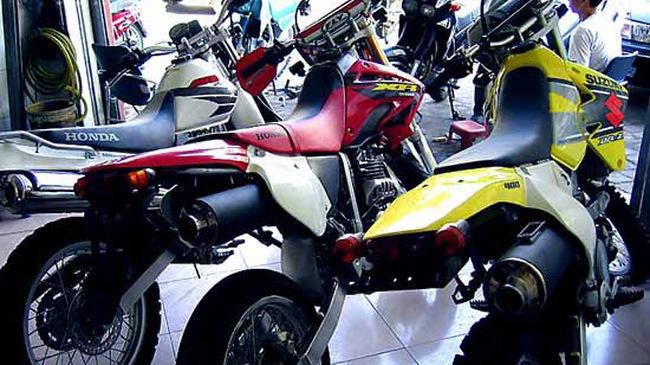 Campuchia - Thiên đường cho dân mê xe máy!