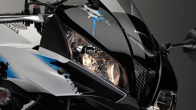 Sắc màu lạ cho Honda CBR 600 RR 2009