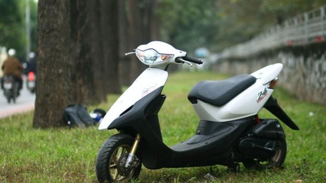 Honda Smart Dio Z4 50cc: Niềm kiêu hãnh Nhật Bản