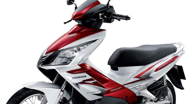 Honda Thái Lan ra mắt phiên bản Air Blade i 2009