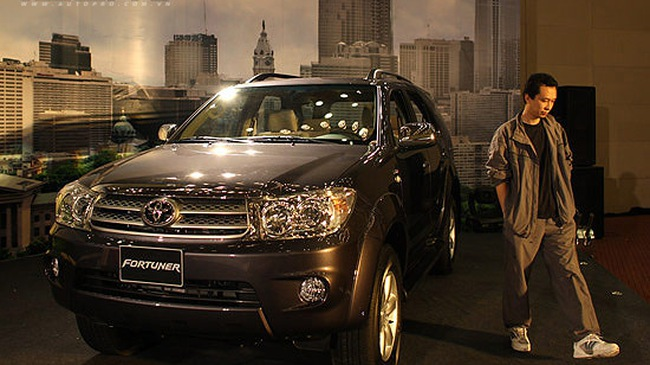 So sánh Toyota Fortuner và các đối thủ