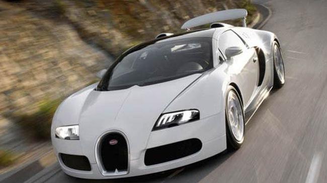 Veyron Centenary – Đến Geneva để lấy lại kỷ lục