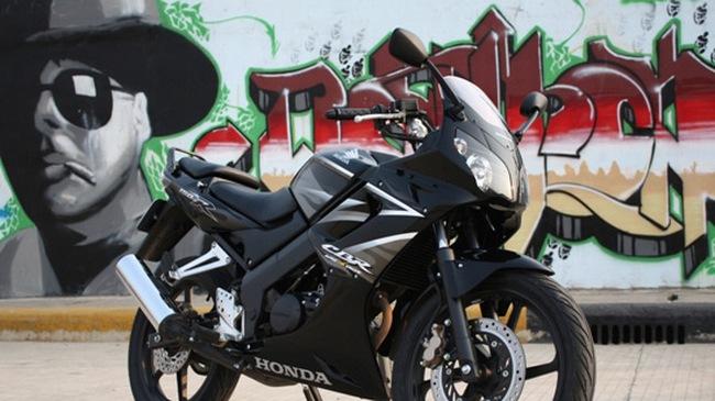 """Honda CBR150R – """"Ông vua"""" cho đường tắc"""