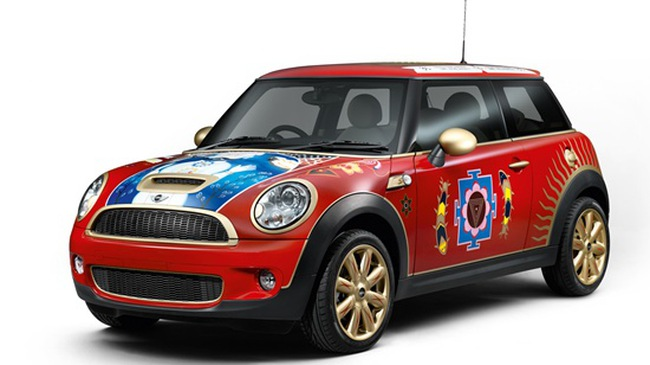 Mini Cooper S theo phong cách The Beatles