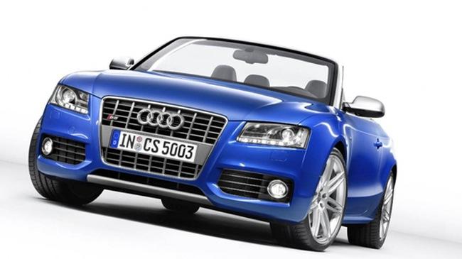 Audi công bố giá mẫu xe A4, A5 và Q5 2010