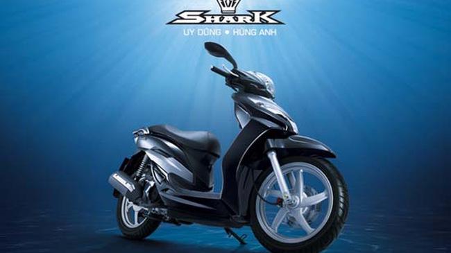 """SYM Shark """"cháy hàng"""", loạn giá"""