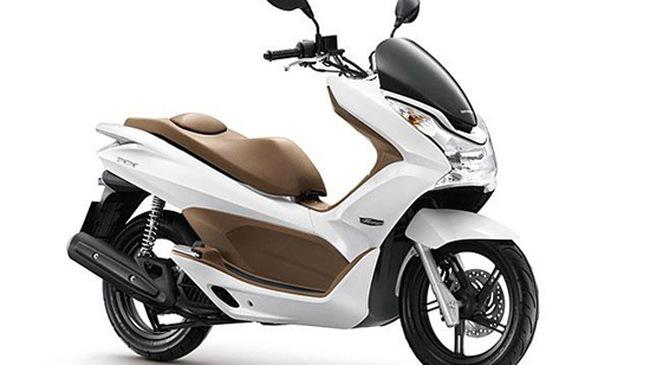PCX: Xe tay ga mới của Honda