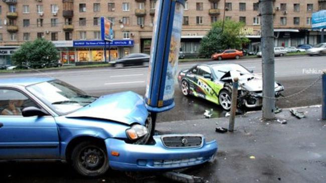 Trò chơi tử thần trên đường phố Nga