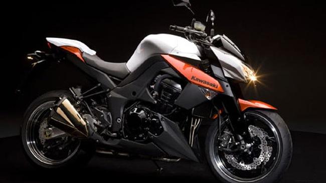 Những hình ảnh mới nhất của Kawasaki Z1000 2010