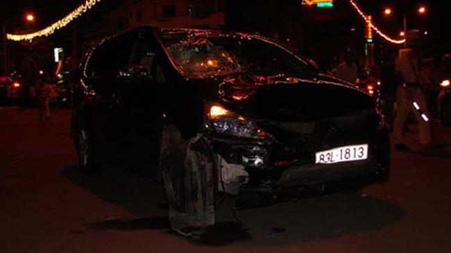 """Cần Thơ: Lái xe """"điên"""" gây tai nạn liên hoàn"""