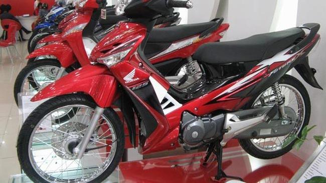 Honda Future X vừa ra mắt đã vùn vụt tăng giá