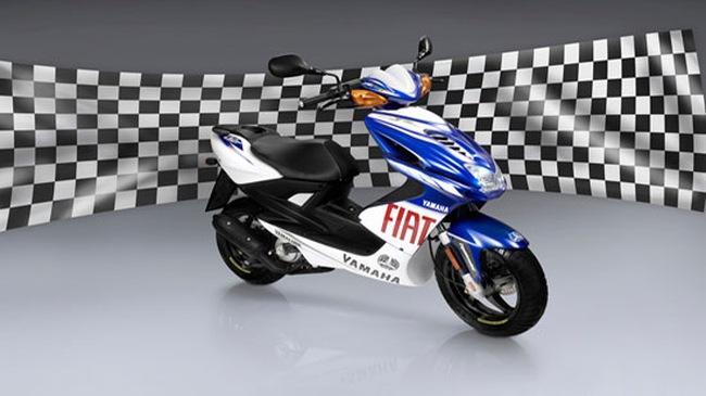 2010 Aerox – Xe tay ga nhỏ gọn của Yamaha