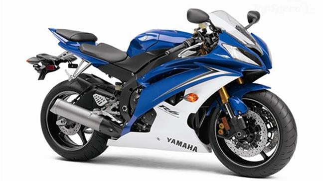 """Yamaha ra mắt """"đấu sĩ"""" YZF-R6 phiên bản 2010"""