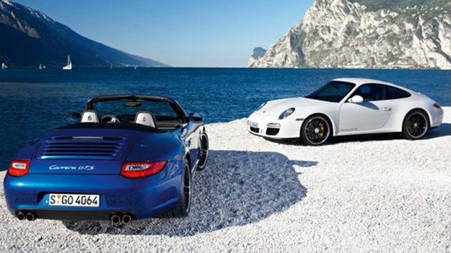 Porsche 911 Carrera GTS lộ diện hoàn toàn