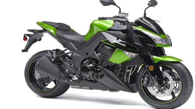 2011 Kawasaki Z1000 lộ thông số và giá bán